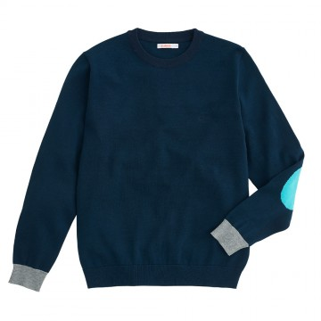 Sun68 - Patches Light Sweater