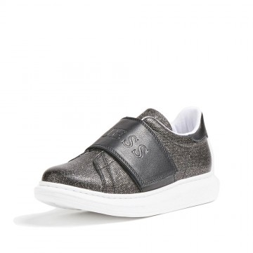 Guess - Glitter Velcrox Shoes